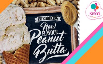 New Flavour: Peanut Butta
